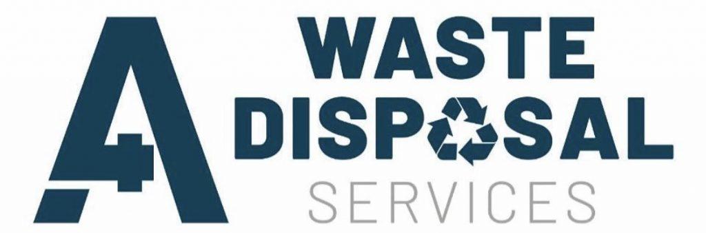 A4 Waste Logo